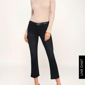 Lulus black jeans